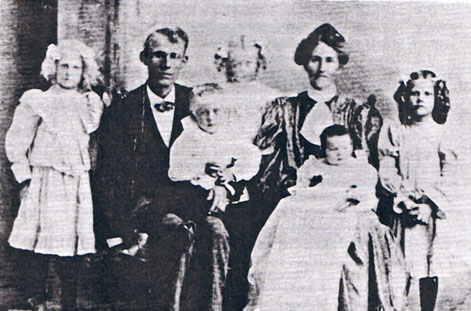 Jacob and Mary's family